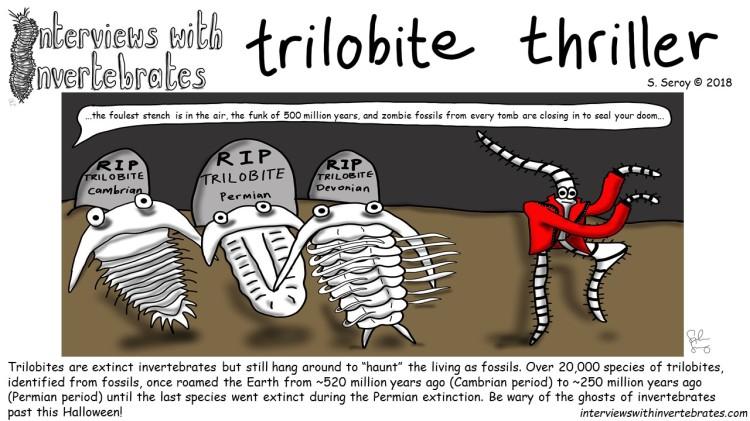 trilobite thriller